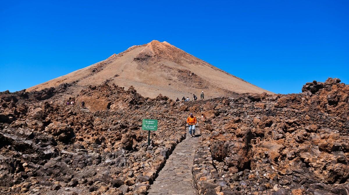 vulkan Teide, putovanja zrakoplovom, Mondo travel, europska putovanja, garantirani polazak