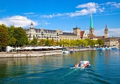 Zurich, putoavnje Švicarska tura, putovanje autobusom, mondo travel