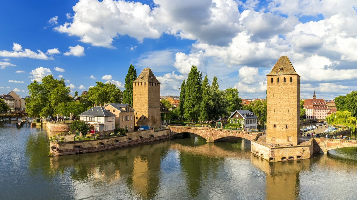 Pons Couvertes, sustav prekrivenih mostova iz 13. stoljeća, Mondo travel, garantirani polazak
