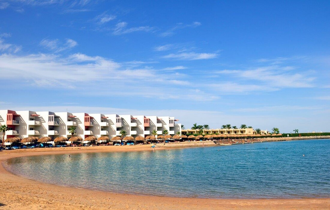 Hurghada, Sunrise Crystal Bay Resort