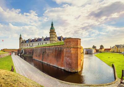 Dvorac Helsingør, putovanje Danska, putovanje Skandinavija, putovanje zrakoplovom