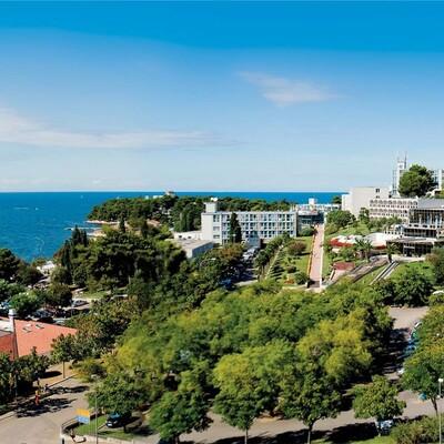 Poreč, Hotel Istra Plava Laguna