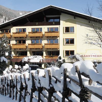 Bad Kleinkirchheim skijanje, hotel Karntnerhof
