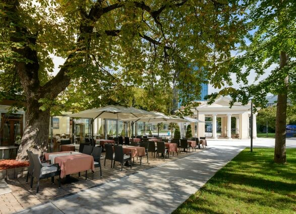 Rogaška Slatina, Kaiser restaurant