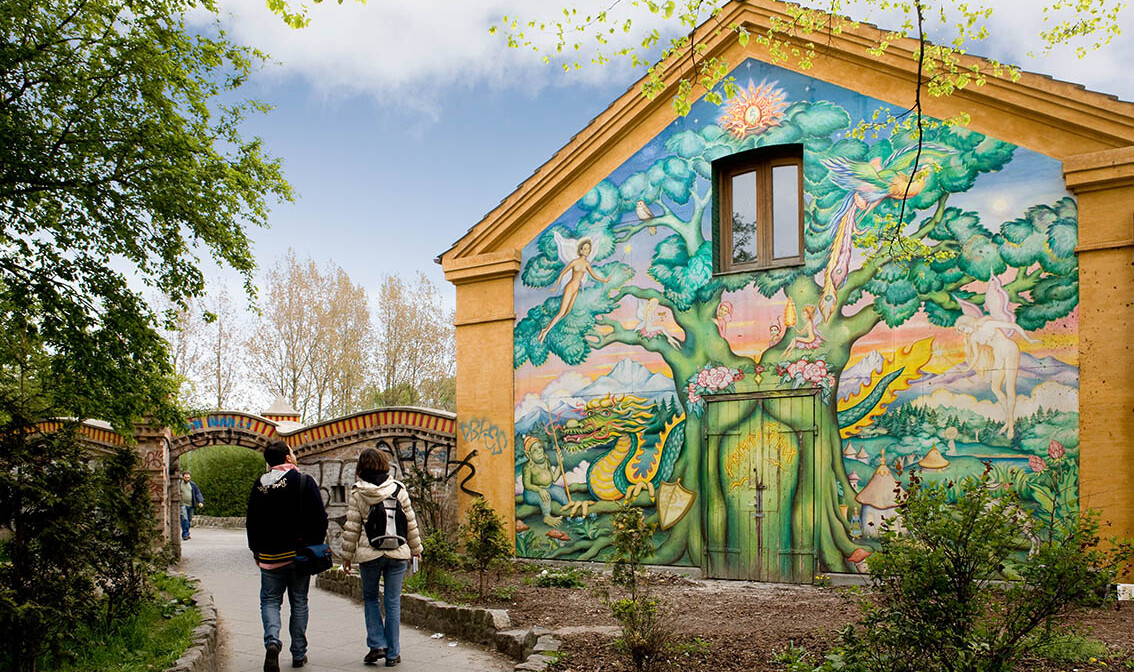 Kopenhagen, Christiania,  europska putovanja, garantirani polasci, vođene ture