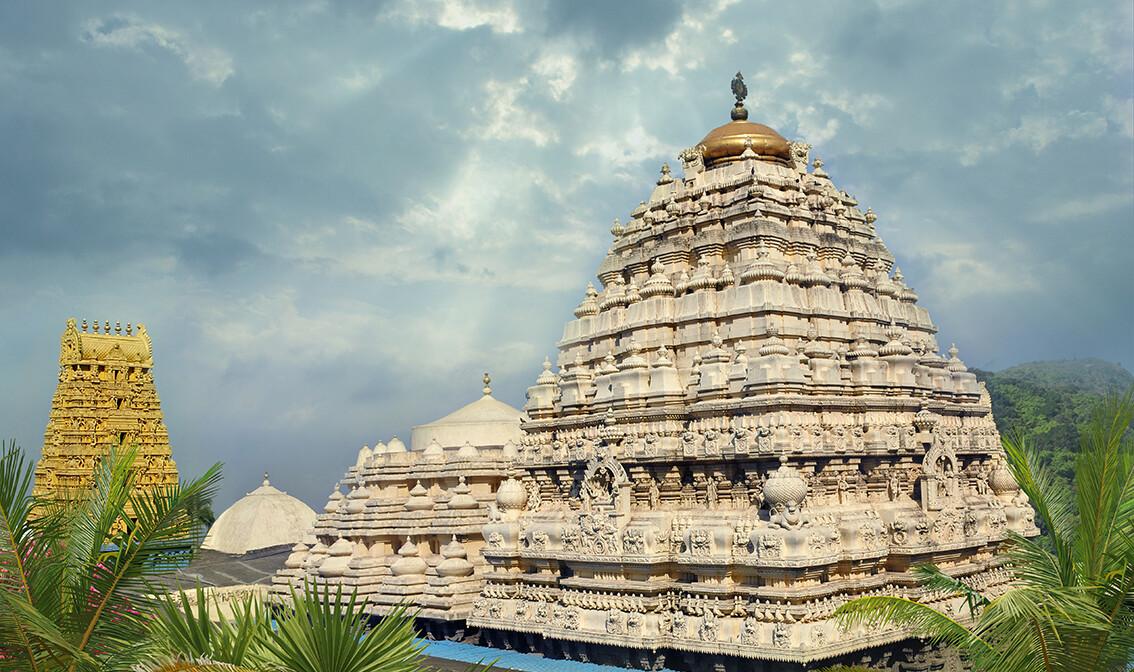 hinduistički hram, putovanja zrakoplovom, Mondo travel, daleka putovanja