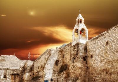 Betlehem, Crkva Isusova rođenja, garantirani polasci, putovanje u Izrael i Jordan, bazilika