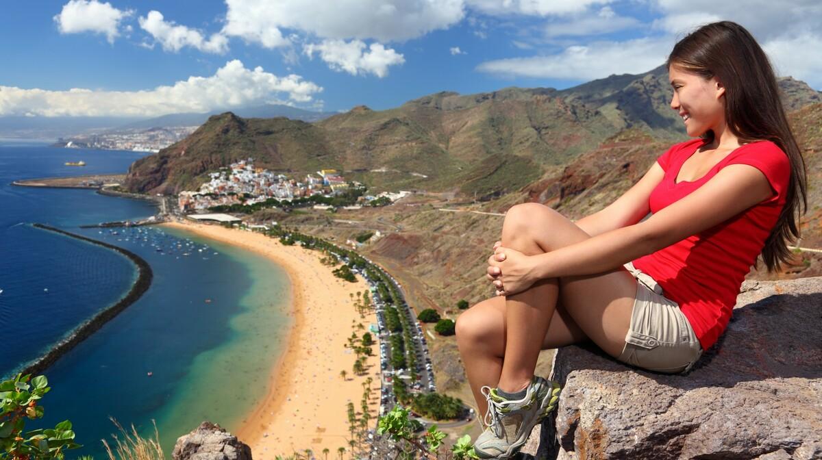 Plaža Tenerife, putovanja zrakoplovom, Mondo travel, europska putovanja, garantirani polazak