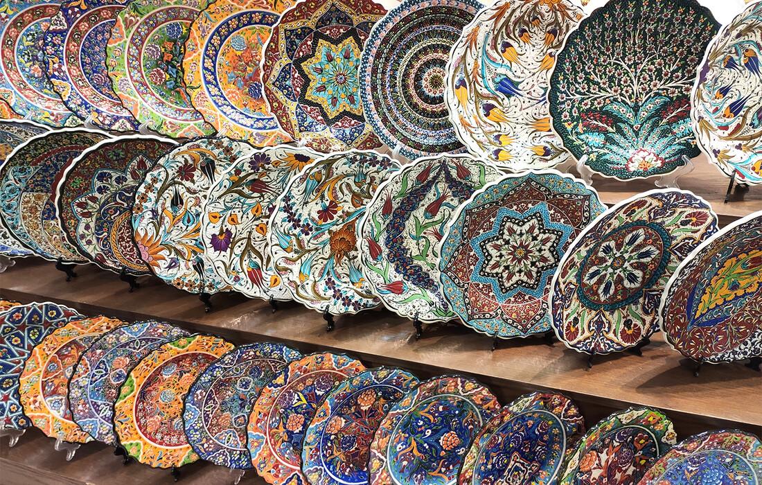 Keramičko posuđe, putovanje Jordan i Izrael, grupna putovanja, daleka putovanja
