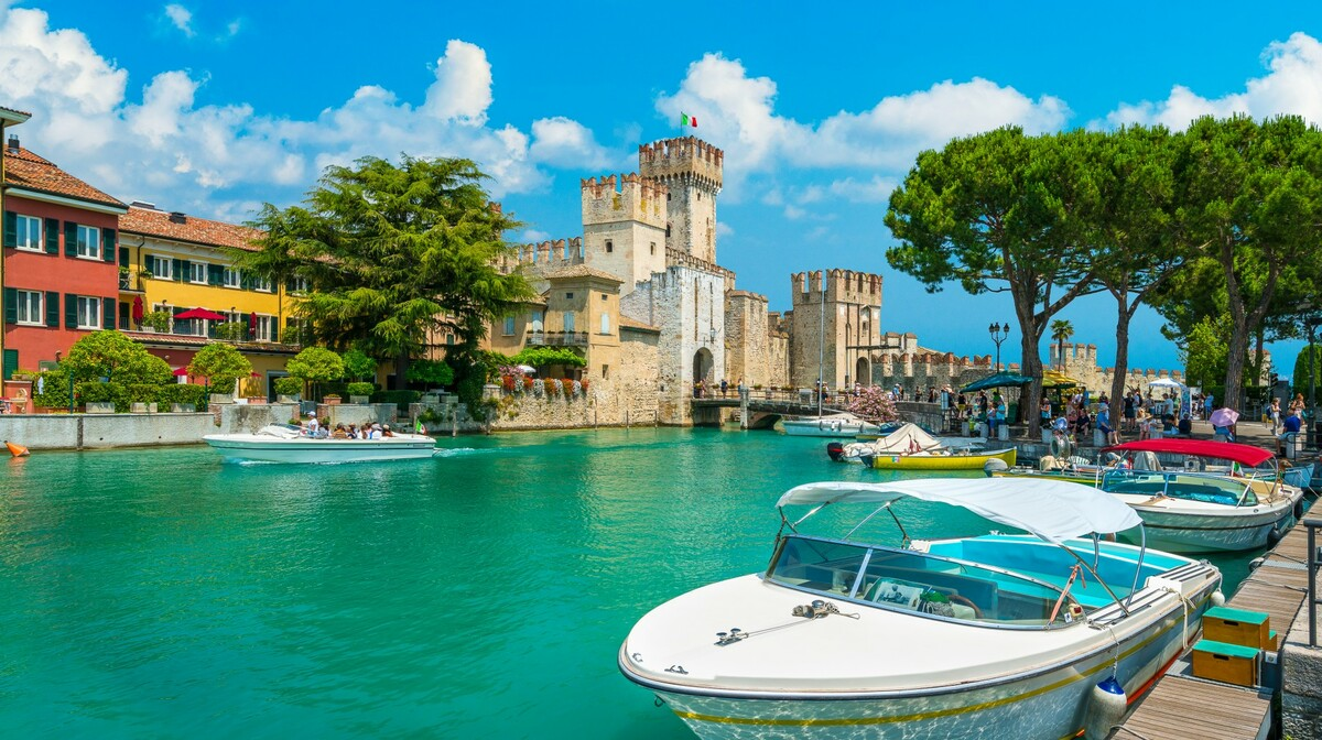 Sirmione, Lago di Garda, putovanje talijanska jezera, garantirani polasci