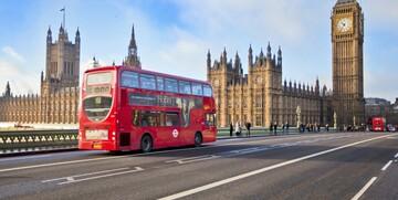 Putovanje u London,  Westminster most sa parlamentom i Big Benom
