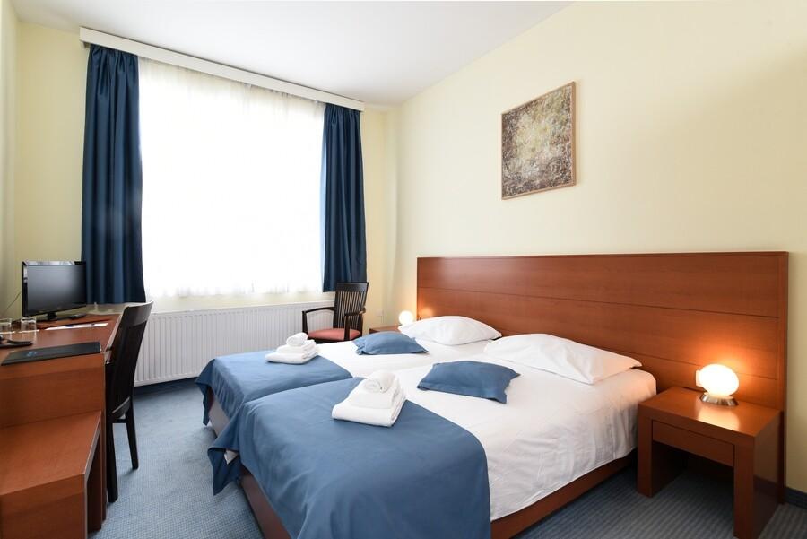 Hotel Park Lovran, soba standard