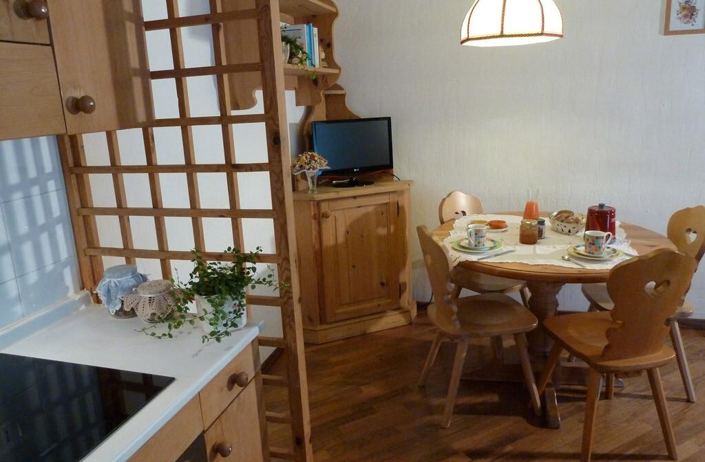 Skijanje u Italiji, Alba di Canazei, Apartmani Casa Canazei, primjer apartmana