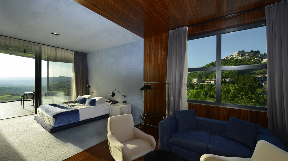Wine and Heritage Hotel Roxanich - Motovun, soba, execuite suite