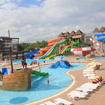 Antalya, Alanya, Hotel Eftalia Splash Resort
