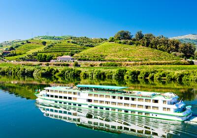 Dolina rijeke Douro, putovanje u Portugal