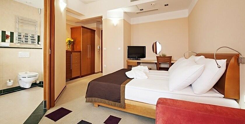 Terme 3000 Moravske Toplice, Hotel Livada Prestige