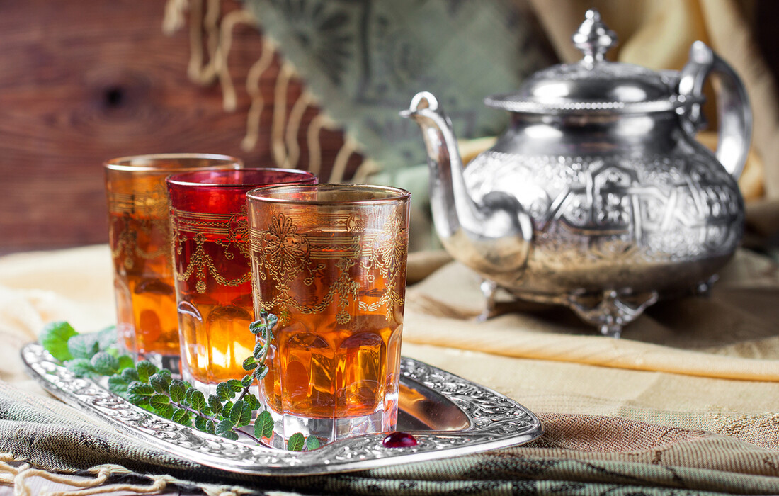marokanski čaj od mente, putovanje maroko, mondo travel, daleka putovanja