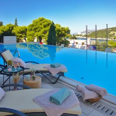 Hotel Uvala, Lapad, Dubrovnik