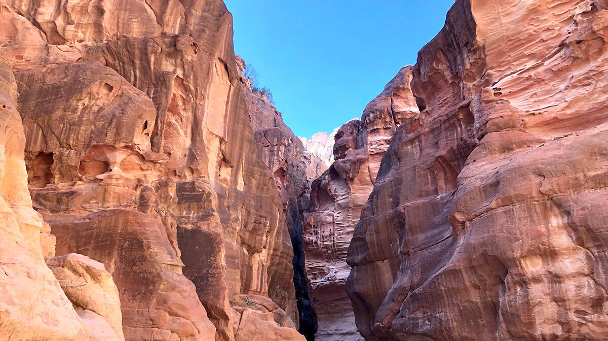 Crvene stijene Petre, putovanje u Jordan, grupni polasci