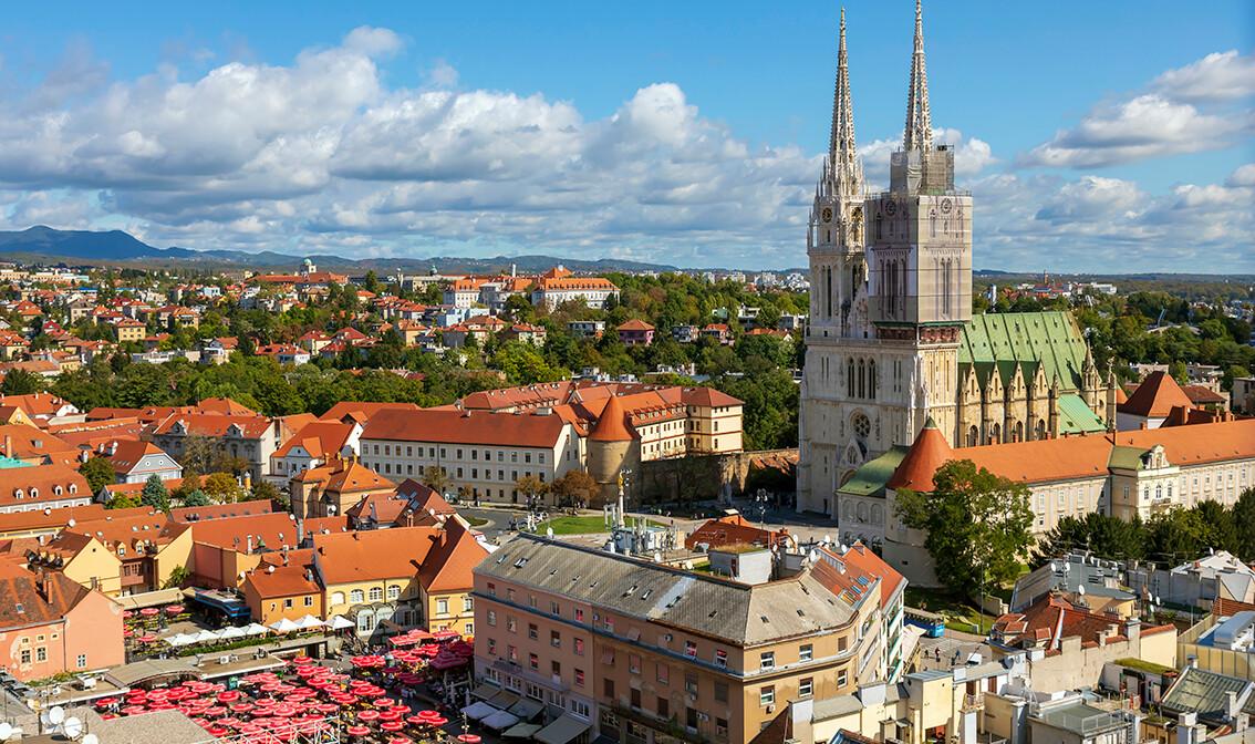Zagreb, Dolac