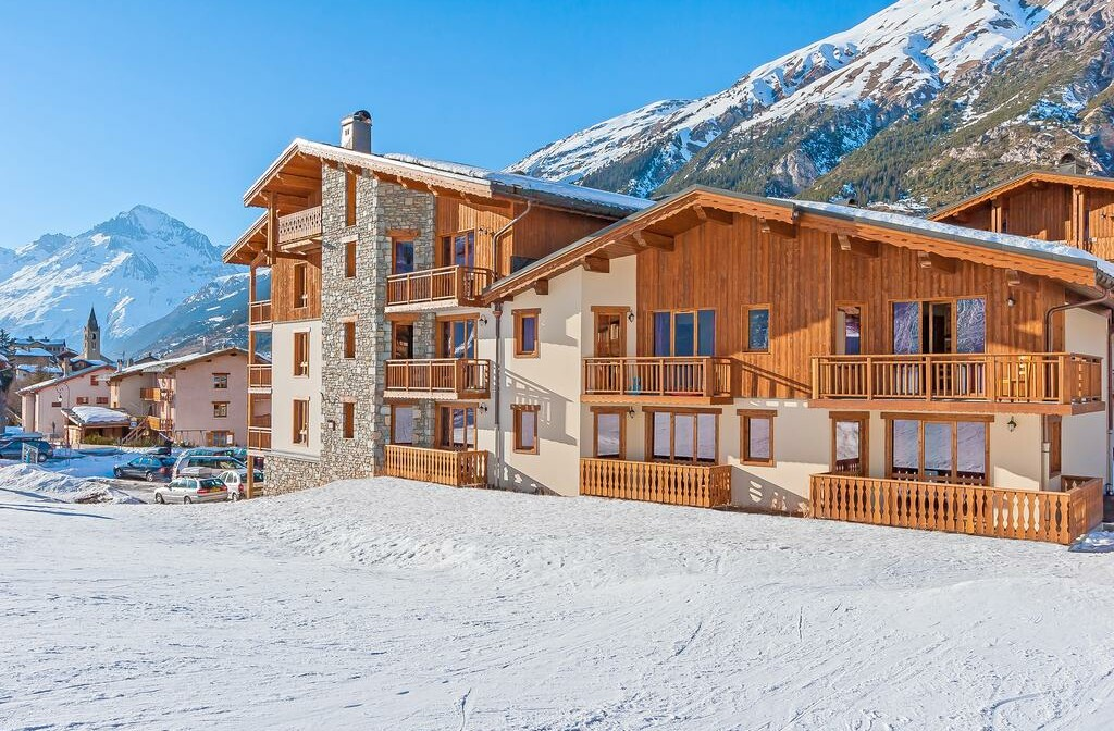 Skijanje Francuska, Val Cenis,  Lanslevillard Les Balcons de Val Cenis Village.