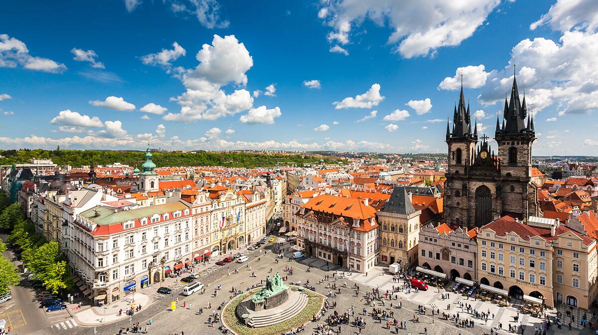 Prag, prekrasan stari grad, putovanje u Prag, Mondo travel