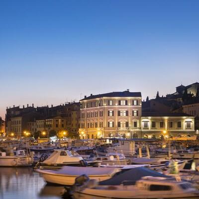 Rovinj, Hotel Adriatic, izgled hotela