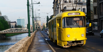 Sarajevo, autobusno putovanje, mondo travel
