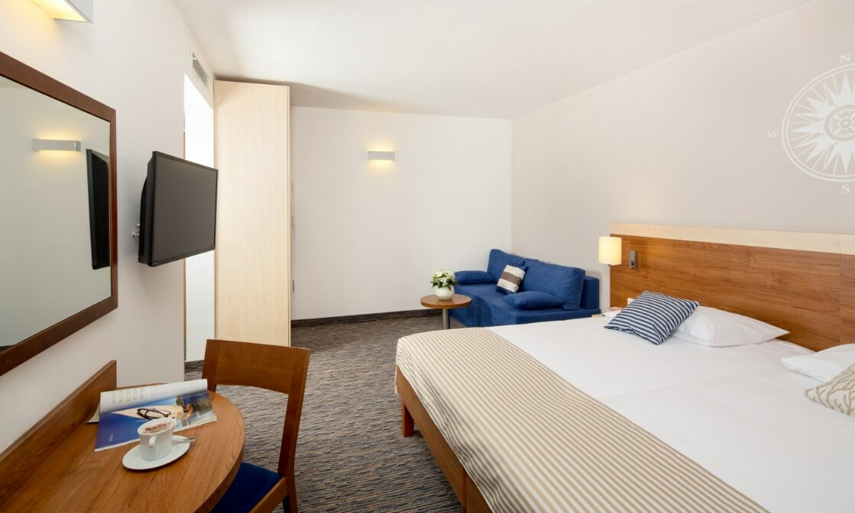 Dvokrevetna soba u hotelu Casa Sanfior Valamar, mondo travel