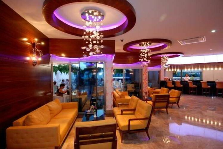 Antalya ljetovanje, Alanya, Hotel Grand Zaman Beach, predvorje hotela