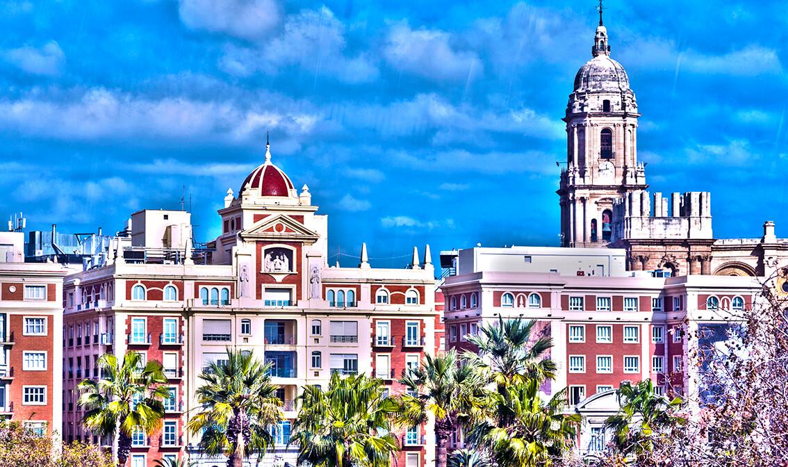 Malaga, Costa del Sol, putovanje Andaluzija, vođene ture, putovanje avionom, mondo travel