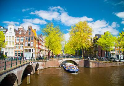 Amsterdam - kanal