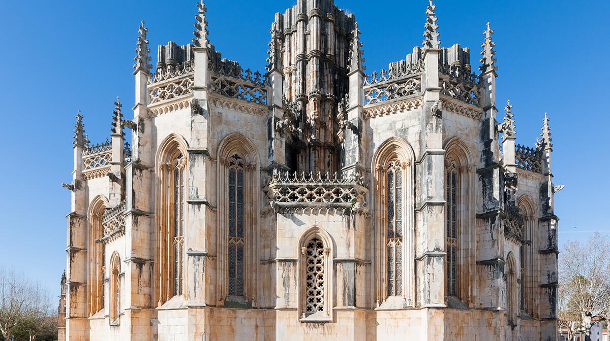 Samostan u Batalhi, putovanje u Portugal