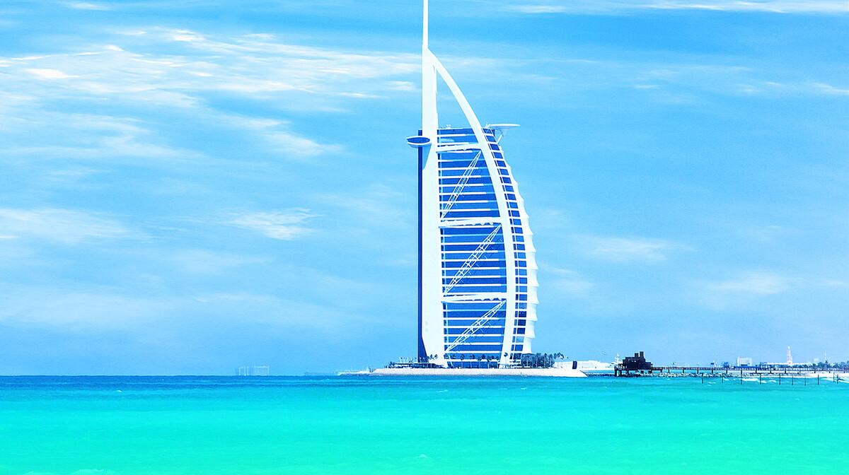 Hotel Burj al Arab, Putovanje u Dubai, Emirati, grupni polasci, daleka putovanja