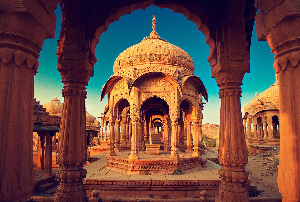 Bada Bagh, putovanja zrakoplovom, Mondo travel, daleka putovanja, garantirani polazak