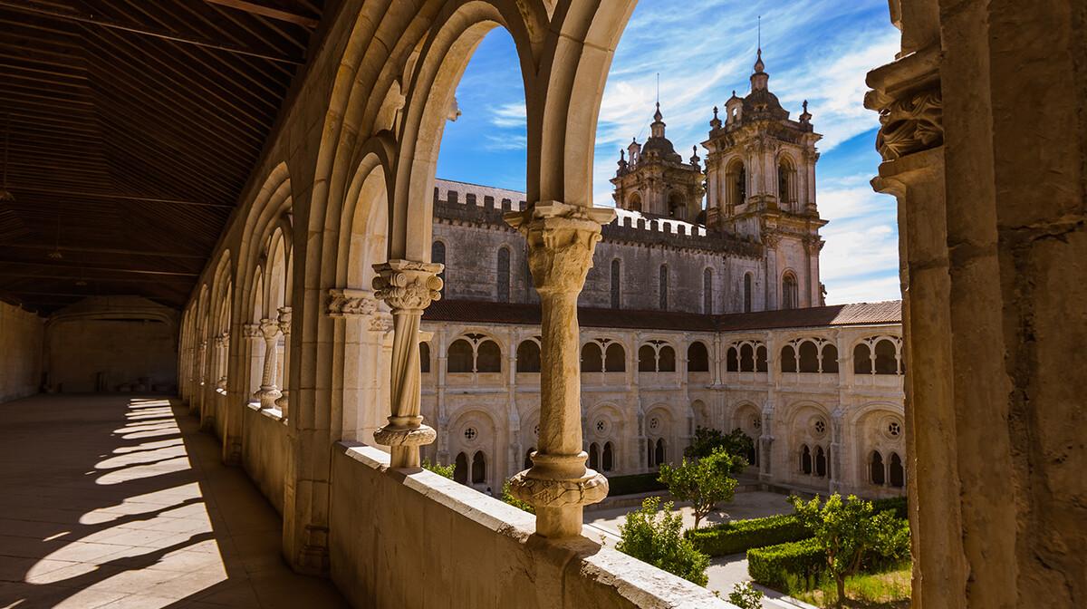Samostan Alcobaca, putovanje u Portugal