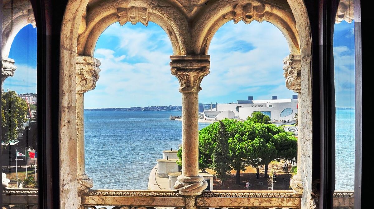 Putovanje u Portugal, kula Belem
