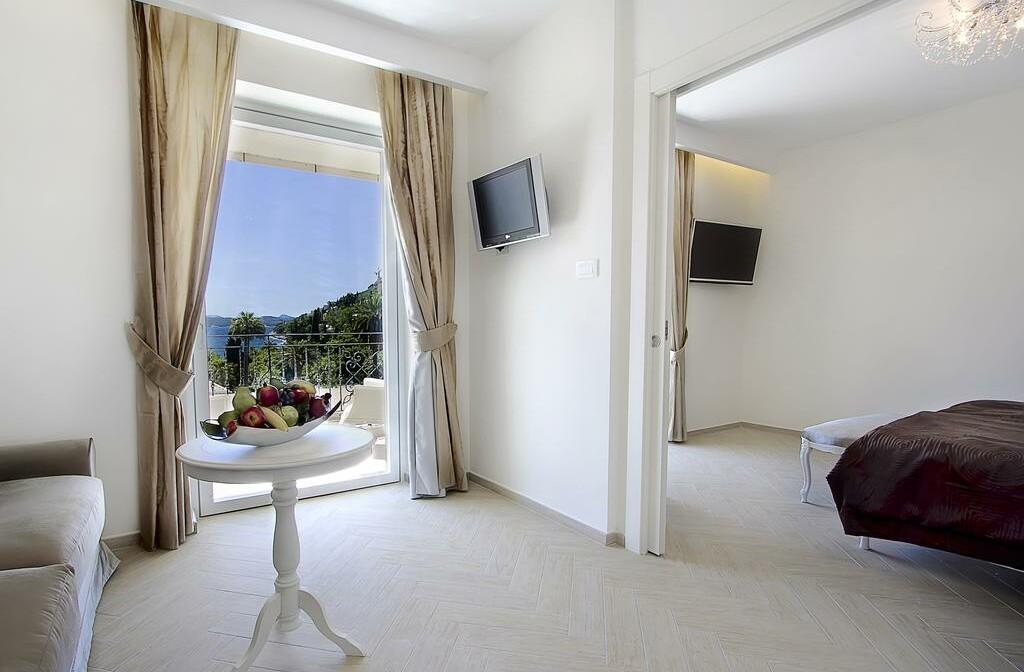Dubrovnik, Grand Hotel Park, soba sa balkonom