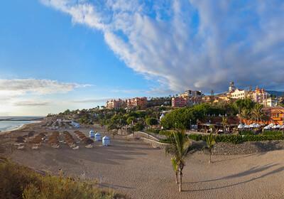 Kanari, Tenerife, plaža Las Americas