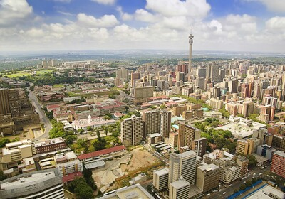 Južna Afrika, Johanesburg