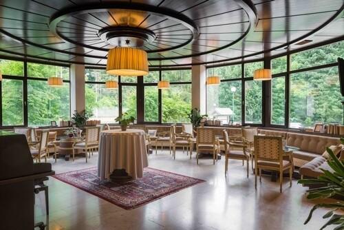 Skijanje i wellness u Sloveniji, Bled, Hotel Ribno, bar