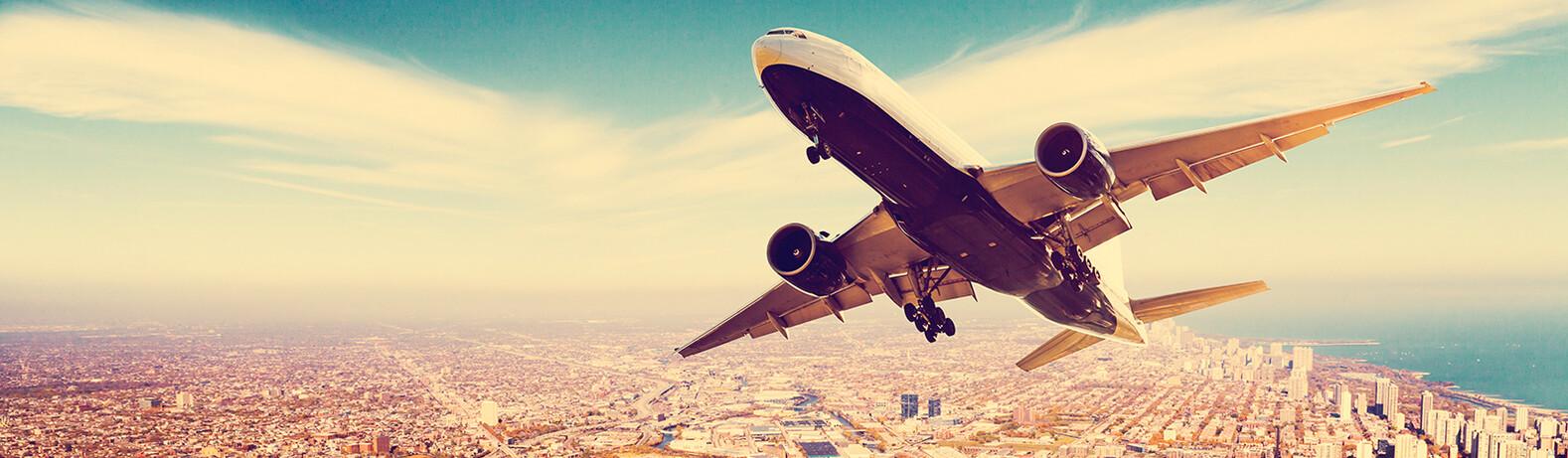 Europska putovanja zrakoplovom