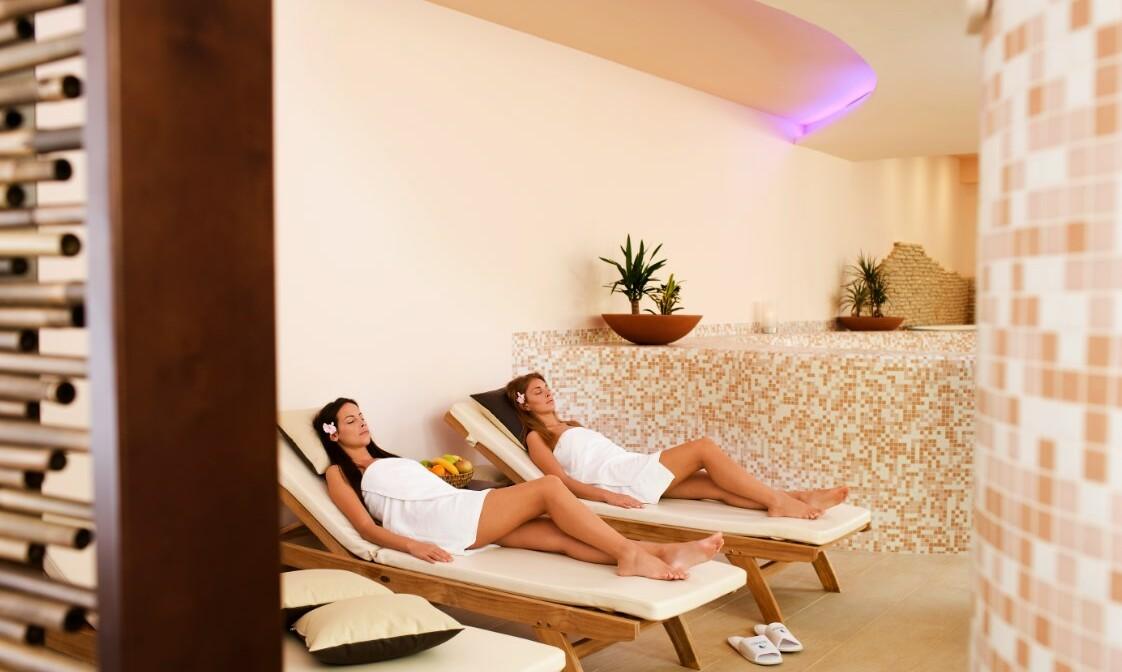 Wellness centar u hortelu Valamar hotel Sanfior u Rapcu, modno travel