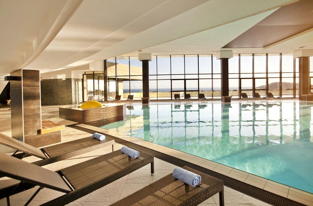 Cavtat, Hotel Croatia, unutarnji bazen