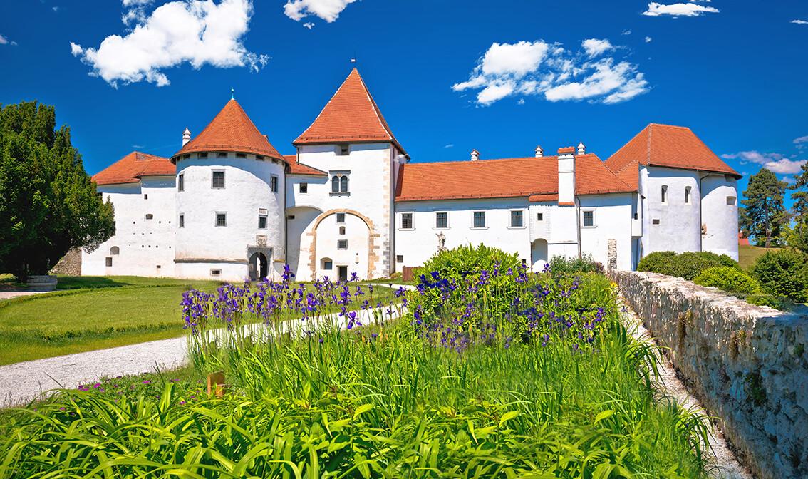 Varaždin, Stari grad, garantirani polasci, putovanja sa pratiteljem, vođene ture