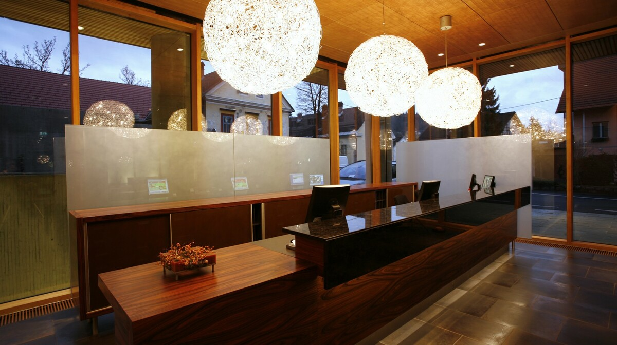 Terme Dolenjske toplice, Hotel Balnea recepcija