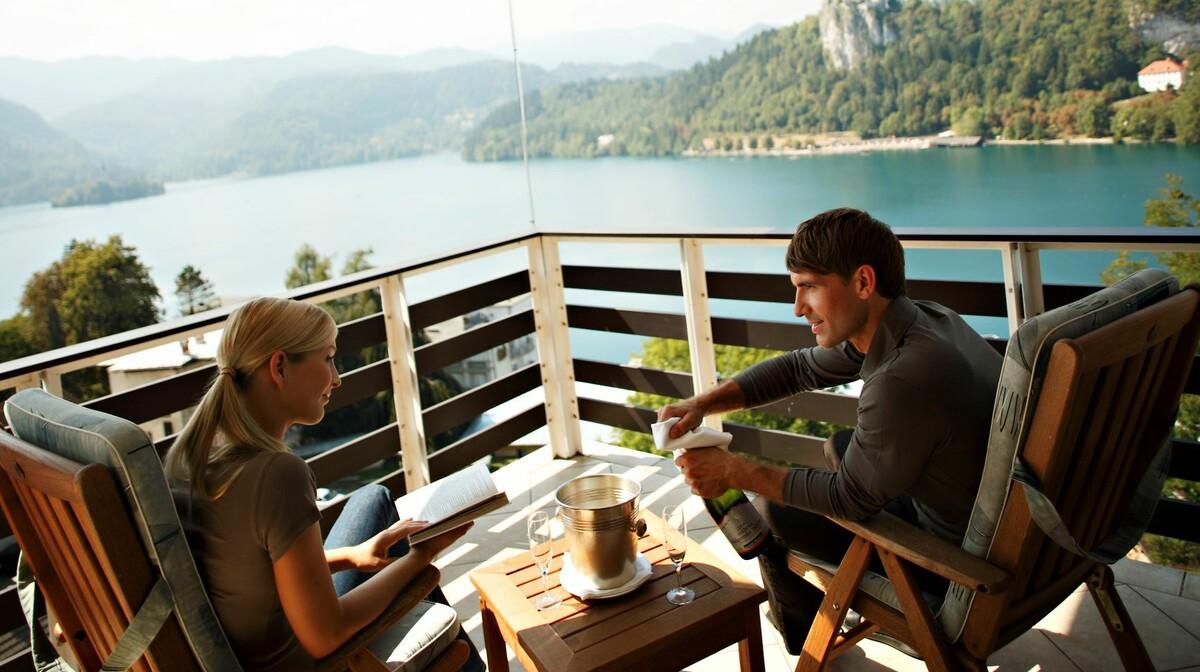 Skijanje Slovenija, Bled, Hotel Rikli Balance Hotel