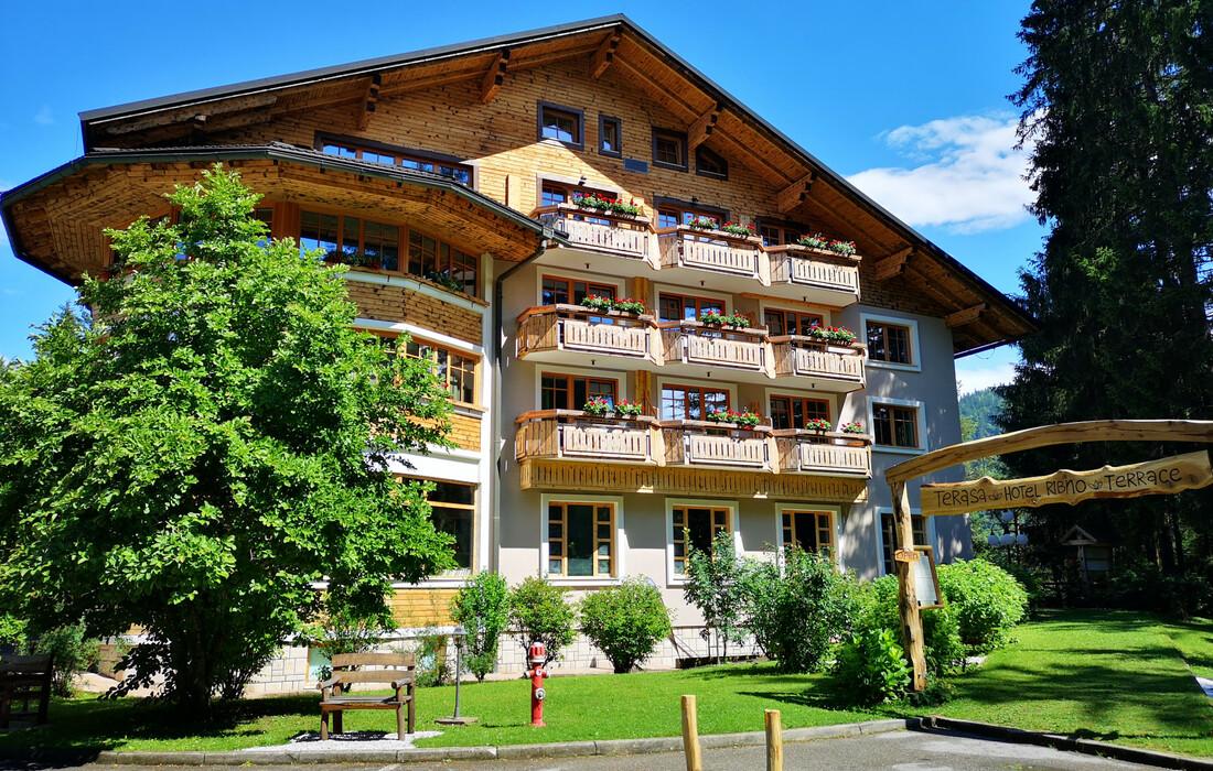 Skijanje i wellness u Sloveniji, Bled, Hotel Ribno