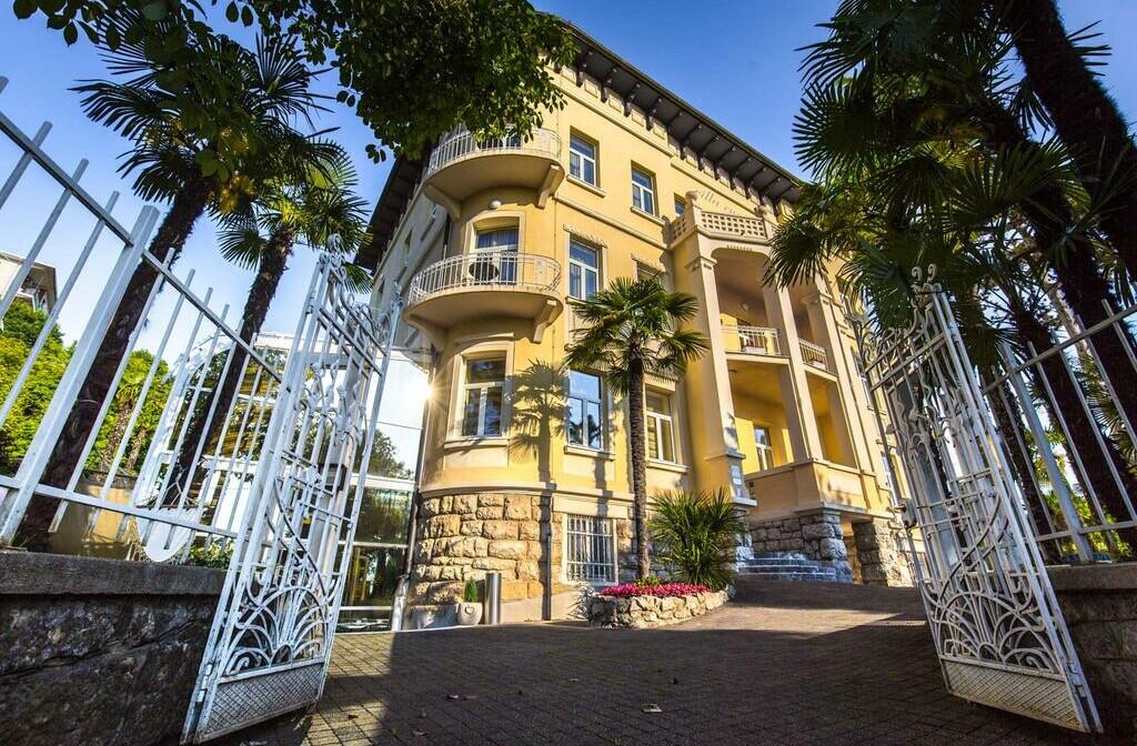 Lovran Hotel Villa Eugenia